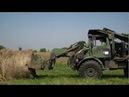 Teen Runs the Family Farm with a Unimog from GovLiquidation