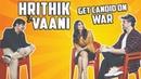 Hrithik Roshan and Vaani Kapoor Interview on WAR Vickey Lalwani SpotboyE