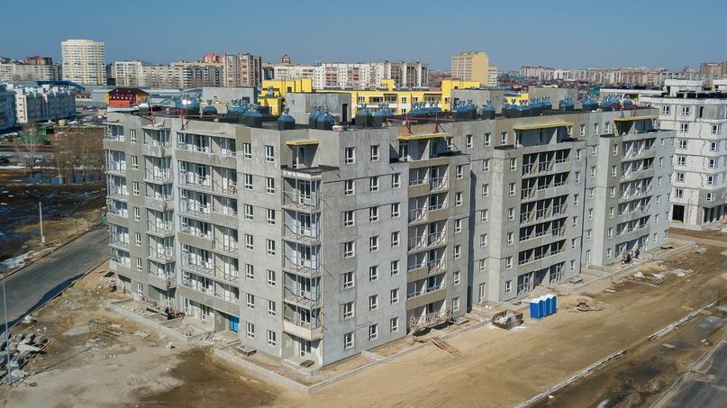 Отчет о ходе строительства ЖК «Апрель» май 2020, изображение №4