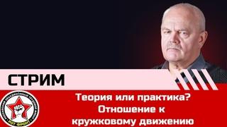 Виктор Тюлькин | Теория или практика? Отношение к кружковому движению.