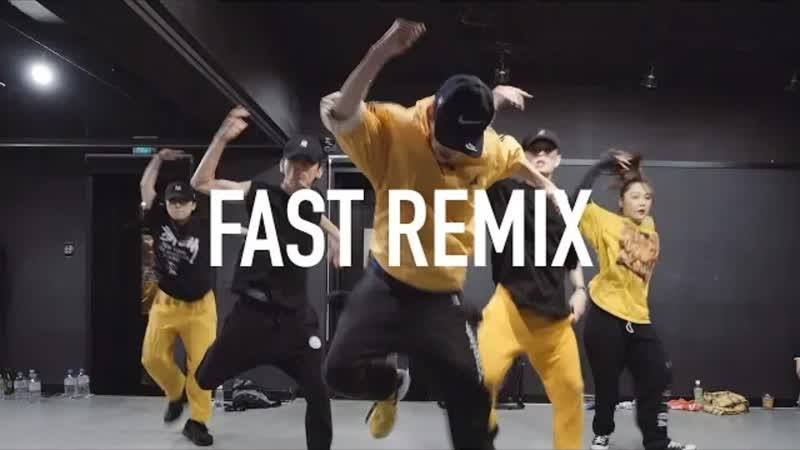 1Million Dance Studio Sueco the Child - Fast (Remix) / Yumeki Choreography