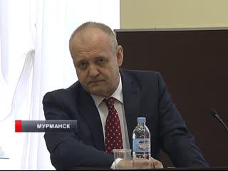На первом Совете депутатов Мурманска выбрали нового мэра