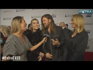 Miley cyrus dishes on married life and shawn mendes collaboration rumors [rus sub]