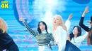 [Super 4K] OH MY GIRL(오마이걸) - 번지(BUNGEE) 직캠@191103 서울마라톤 여의도공원 [Fancam]