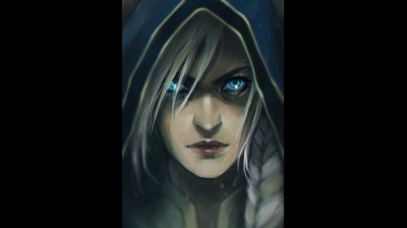 World of Warcraft Лики войны Джайна