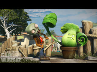Plants vs zombies battle for neighborville trailer leaked - ea - plants vs. zombies gw 3