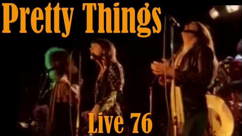 Pretty Things It Isn't Rock 'n' Roll 1976