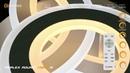 Светодиодная люстра с пультом TRIPLEX ROUND 108W R estares