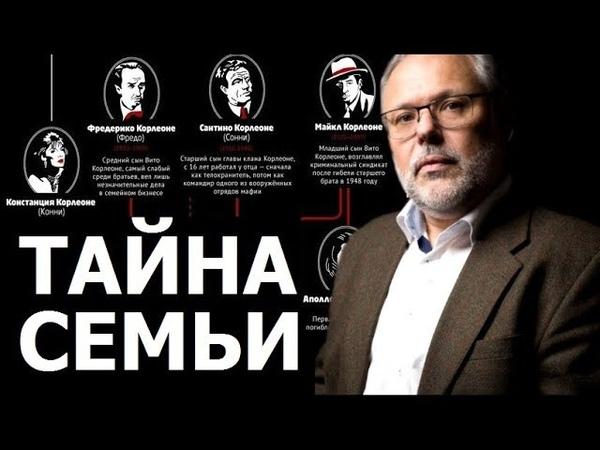 Что такое Семья в которую входят властные группировки Михаил Хазин