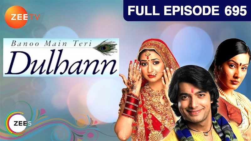 Banoo Main Teri Dulhann Hindi Serial Full Episode 695 Divyanka Sharad Malhotra Zee TV