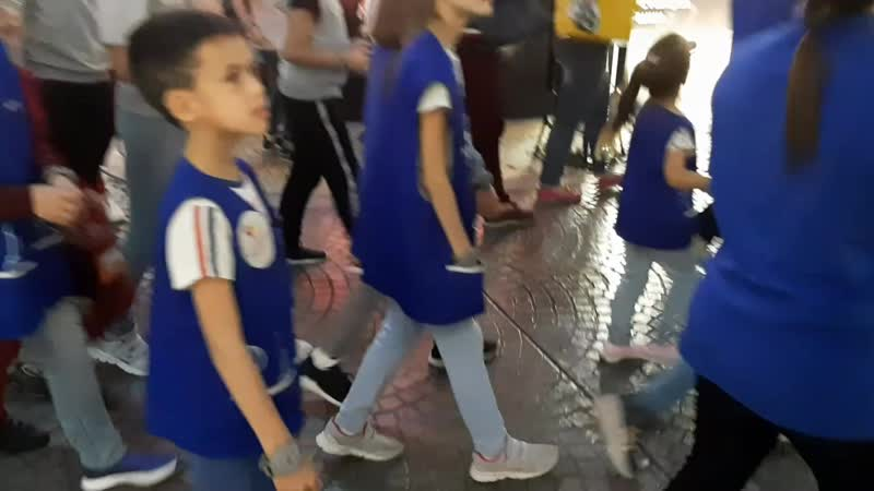 кидзания парад