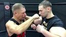 Олег Монгол против Руки Базуки подготовка к бою