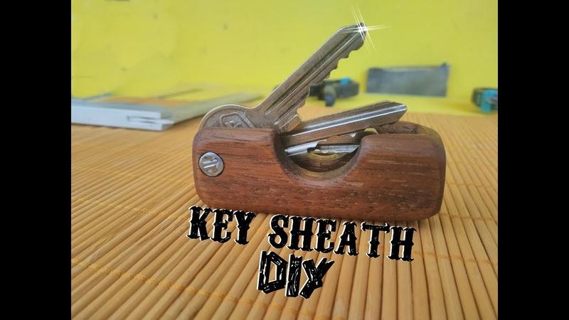 Kendin yap anahtar kılıfı DIY KEY SHEATH