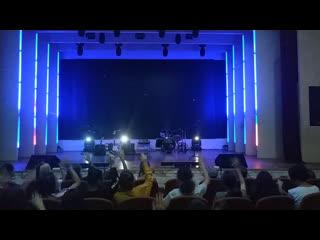 Итоговый концерт клубов по интересам