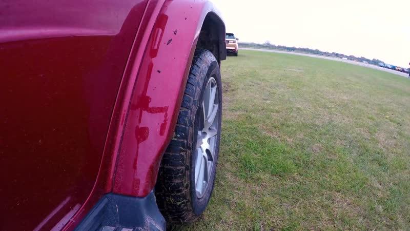 AMG G63 vs Range Rover Sport SVR- TUG OF WAR - Mat vs Yianni!_00.mp4