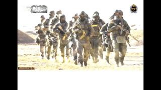 "Гимн ССО ""Воин Спецназа"" Александр Айвененго СЕВЕР✭МАШИНА Рок Победителей! © 2015"
