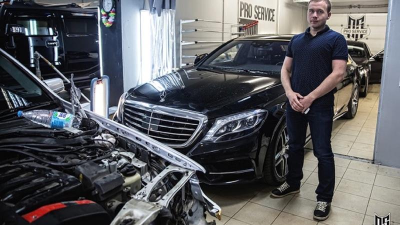 Дмитрий Санников на телеканале Драйв. Тюнинг Эво. Митсубиси за 2.500.000 рублей.