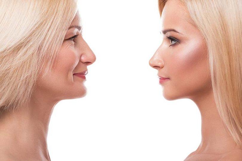 Как замедлить старение кожи и потерю волос во время менопаузы: факты и советы