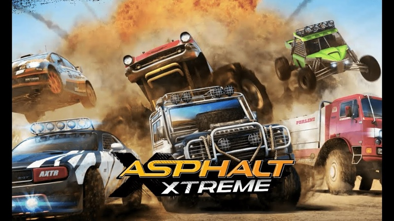 ASPHALT XTREME