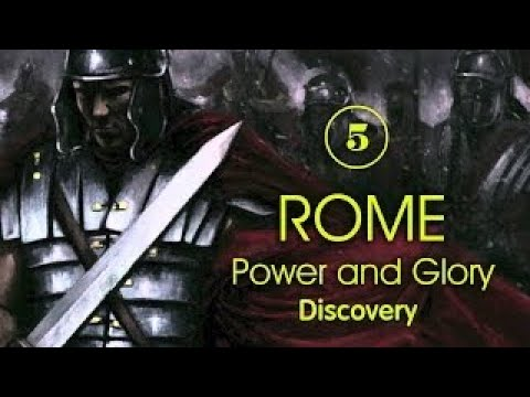 Discovery Рим Власть и Слава Культ порядка 5 серия