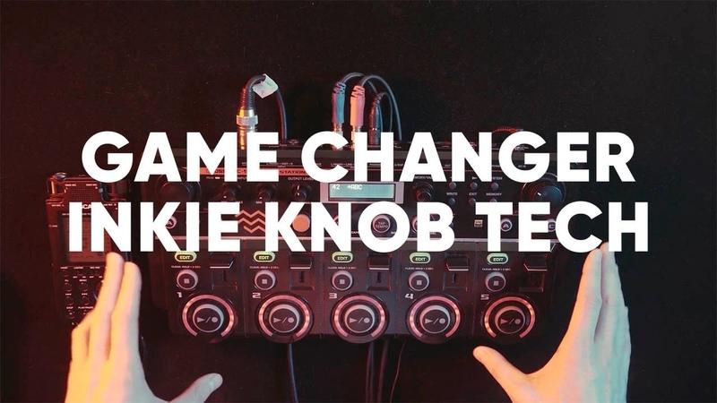 Inkie - Knob Tech Tutorials