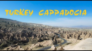Cappadocia (Turkey) 2021. Deep House music.