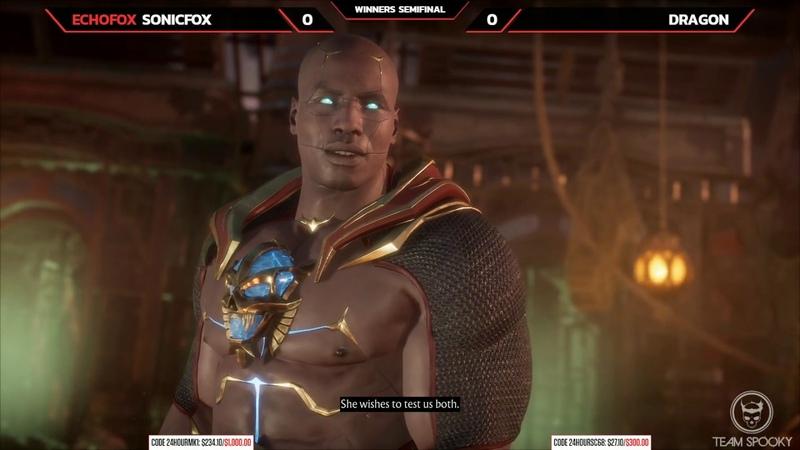 Mortal Kombat 11 Top 8 Finals NLBC Summit of Time Qualifier TIMESTAMPS