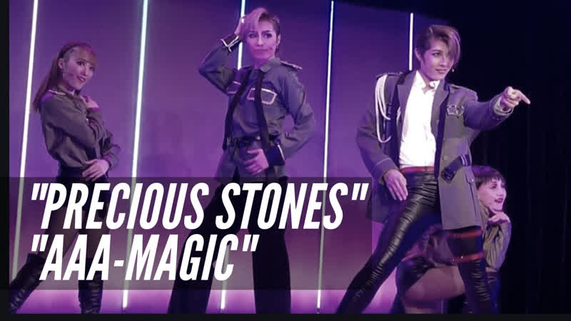 OSK Revue Precious Stones MAGIC AAA 02
