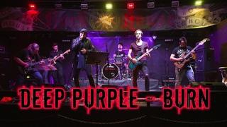 Deep Purple - Burn (live cover)
