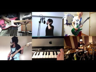 [HD]DANGANRONPA ED [Zetsubousei: Hero Chiryouyaku] Band cover
