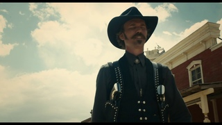 When A Cowboy Trades His Spurs For Wings - Official Lyric Video - The Ballad of Buster Scruggs