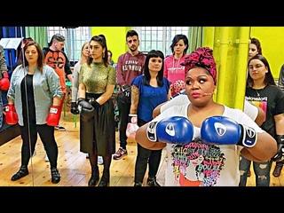 INTENSE Boxing Glove Vocal Training (EN subs)