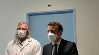 Macron VS Tonton Raoult