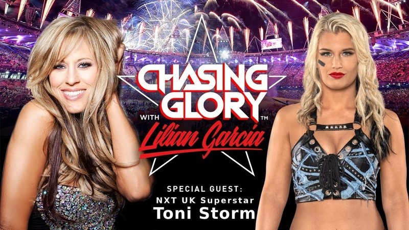 Toni Storm – Dealing with Betrayal, Anxiety and Depression