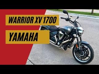 Yamaha XV 1700 Warrior обзор от владельца | Элегантный носорог | Мотоциклы для Взрослых