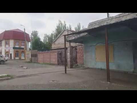 Поездка в Никитовку Амстор Румянцево Гольмовский поворот Никитовка Горловка