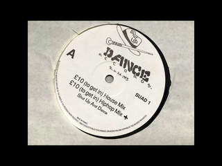 Shut Up And Dance - £10 To Get In (Hiphop Mix) 33rpm +8