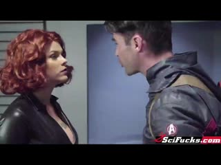 A porn parody of Captain America and Black Widow - XVIDEOS.COM_HD(0).mp4