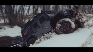 Саратов TRAXXAS in winter  trx 4 g500, land rover defender, ford bronco, TRX 6 6x6 G63 Amg Trophy RC