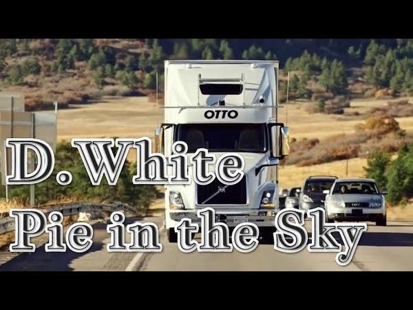 D.White - Pie in the Sky. Modern Talking style 80s. NEW ITALO DISCO. Maxi magic travel nostalgia mix