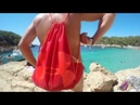 .х|Nick Key|х. One day in paradiseCala Salada beach.Ibiza