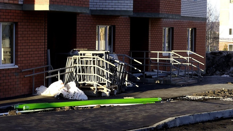 Следственный комитет расследует обстоятельства несчастного случая на стройплощадке в Альметьевске
