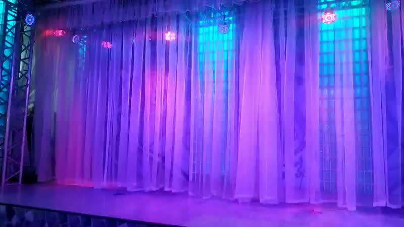 Каролина на сцене в ФэнтазиГрад