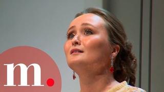 Mikhail Shekhtman with Julia Lezhneva - Schubert: Ave Maria
