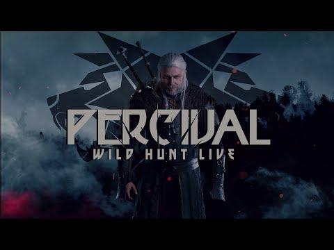 Wiedźmiński koncert na żywo Percival Wild Hunt Live na GRYOffline 2019