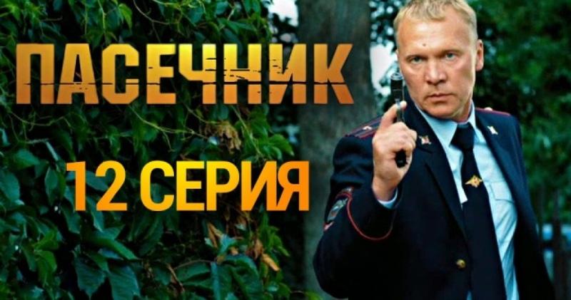 Детективный сериал Пасечник 12 я серия