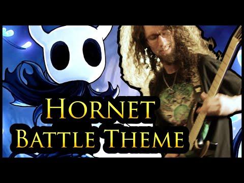 Hollow Knight Hornet METAL VERSION