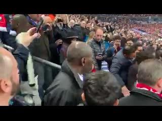 Неймар ударил фаната после поражения в финале Кубка Франции