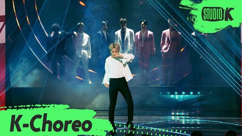 K Choreo 4K ATEEZ 직캠 '작은 것들을 위한 시 Wonderland' ATEEZ Choreography l @MusicBank 191220