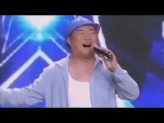 Смех певцов, у китайцев есть талант